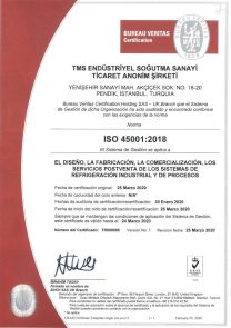 ISO45001 UKAS-ESP