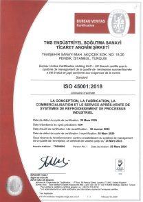 ISO45001 UKAS-FR