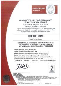 ISO9001-PORTEKİZCE